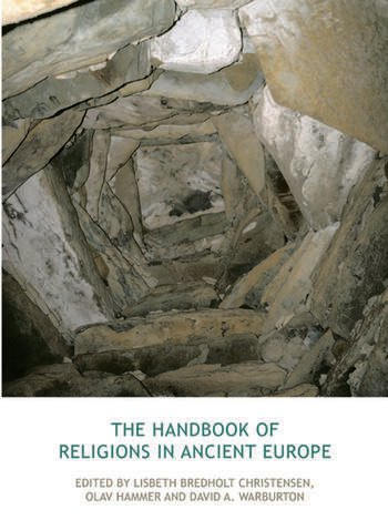 The Handbook of Religions in Ancient Europe book cover