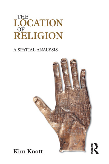 The Location of Religion A Spatial Analysis book cover