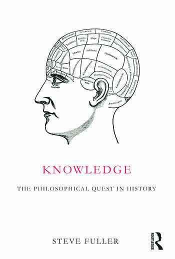 Knowledge The Philosophical Quest in History book cover