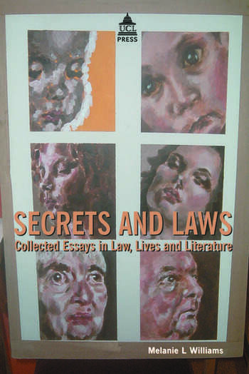 Secrets and Laws book cover