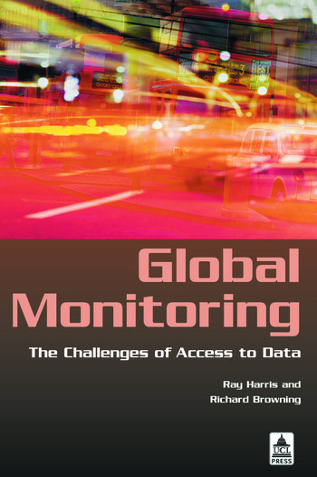Global Monitoring The Challenges of Access to Data book cover
