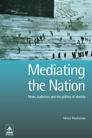 Mediating the Nation book cover
