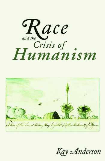 Race and the Crisis of Humanism book cover