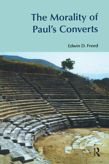 The Morality of Paul's Converts book cover