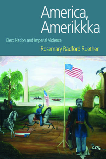 America, Amerikkka Elect Nation and Imperial Violence book cover