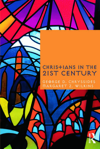 Christians in the Twenty-First Century book cover