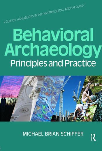 Behavioral Archaeology Principles and Practice book cover