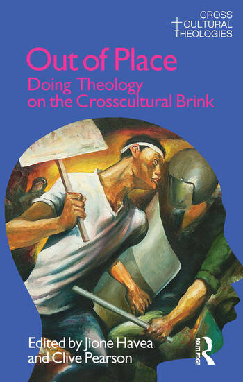 Out of Place Doing Theology on the Crosscultural Brink book cover