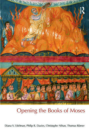 Opening the Books of Moses book cover