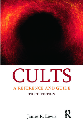 Cults A Reference and Guide book cover