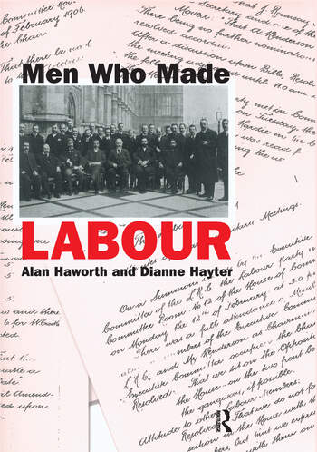 Men Who Made Labour book cover