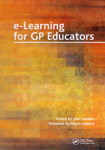 E-Learning for GP Educators book cover