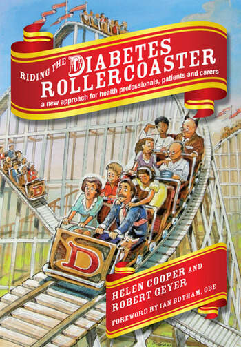 Riding the Diabetes Rollercoaster A Complete Resource for EMQs, v. 2 book cover