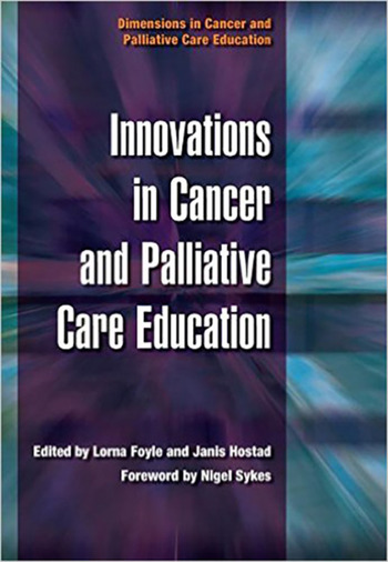 Innovations in Cancer and Palliative Care Education v. 4, Prognosis book cover