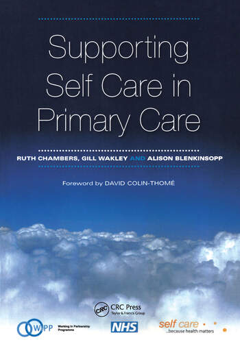 Supporting Self Care In Primary Care The Epidemiologically Based