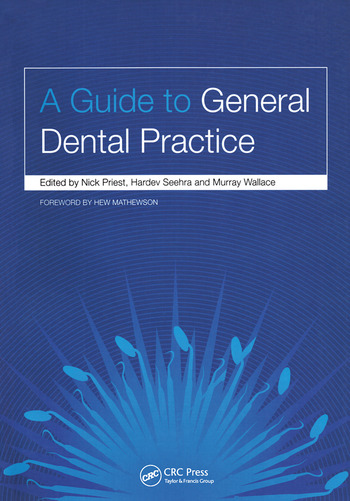 A Guide to General Dental Practice v. 1, Relationships and Responses book cover