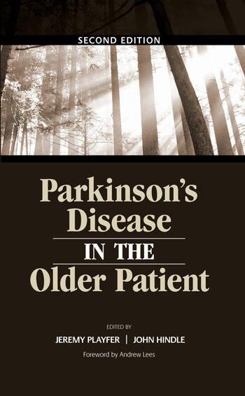 Parkinson's Disease in the Older Patient book cover