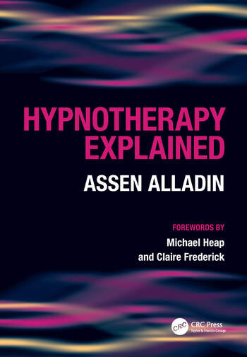 Hypnotherapy Explained book cover