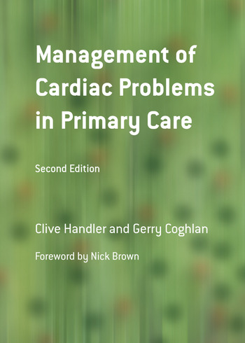 Management of Cardiac Problems in Primary Care book cover