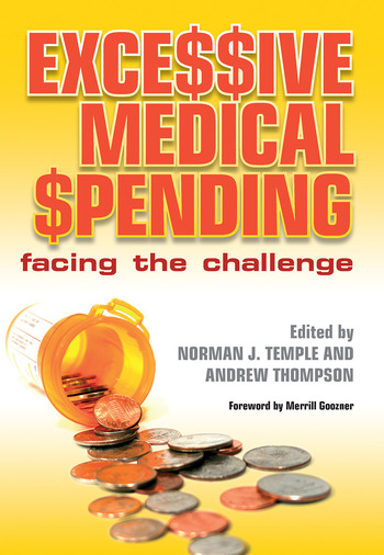 Excessive Medical Spending Facing the Challenge book cover