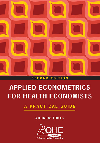 Applied Econometrics for Health Economists A Practical Guide book cover