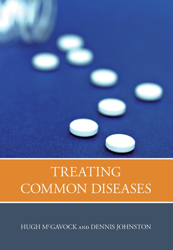 Treating Common Diseases An Introduction to the Study of Medicine book cover
