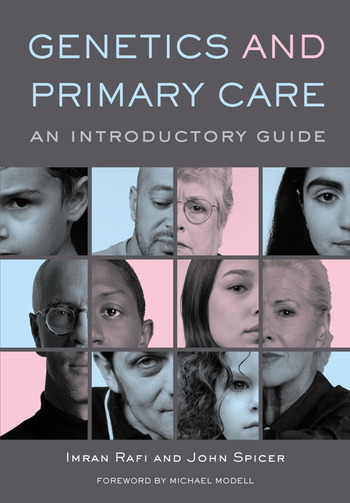 Genetics and Primary Care An Introductory Guide book cover