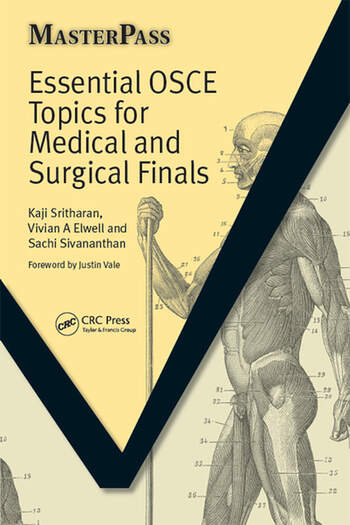 Essential OSCE Topics for Medical and Surgical Finals book cover