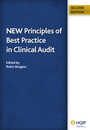 New Principles of Best Practice in Clinical Audit book cover