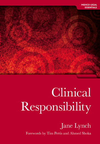 Clinical Responsibility book cover