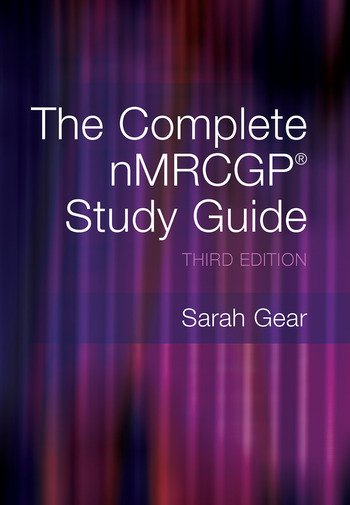The Complete NMRCGP Study Guide book cover