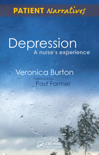 Depression - A Nurse's Experience Shadows of Life book cover