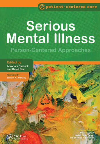 Serious Mental Illness Person-Centered Approaches book cover