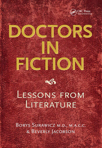 Doctors in Fiction Lessons from Literature book cover