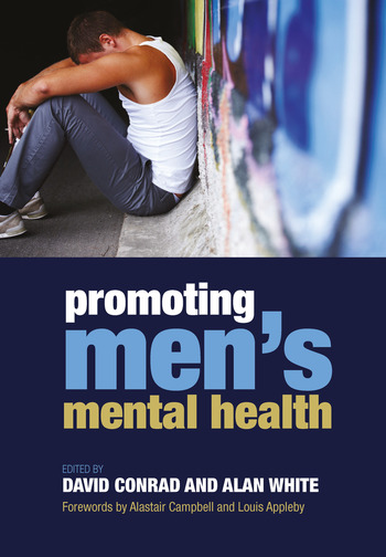 Promoting Men's Mental Health book cover