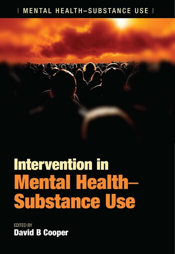 Intervention in Mental Health-Substance Use book cover