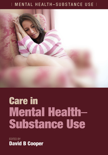 Care in Mental Health-Substance Use book cover