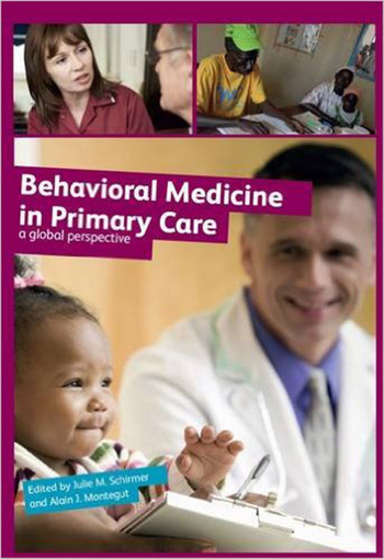 Behavioural Medicine in Primary Care A Global Perspective book cover