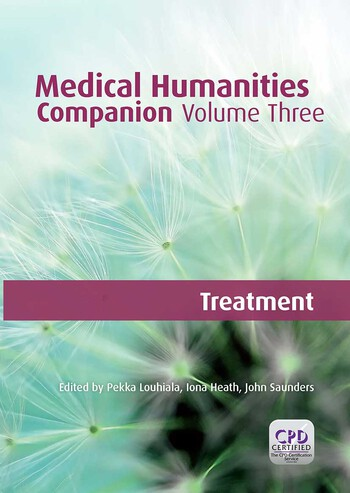 Medical Humanities Companion, Volume 3 book cover
