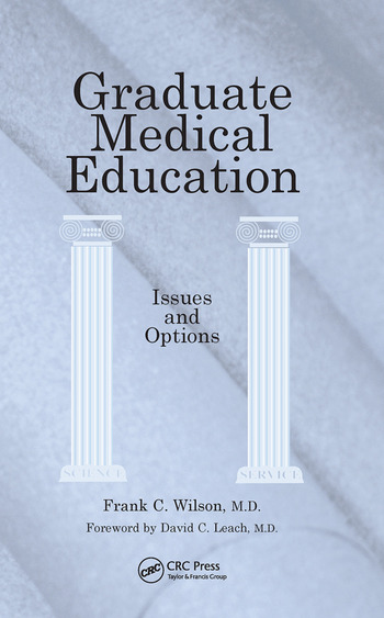 Graduate Medical Education Issues and Options book cover