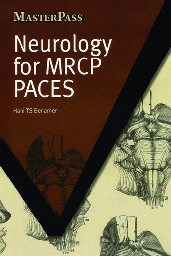 Neurology for MRCP PACES book cover
