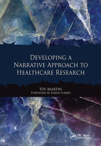 Developing a Narrative Approach to Healthcare Research book cover