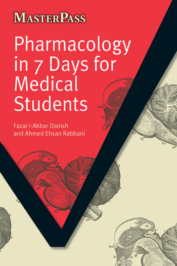 Pharmacology in 7 Days for Medical Students book cover