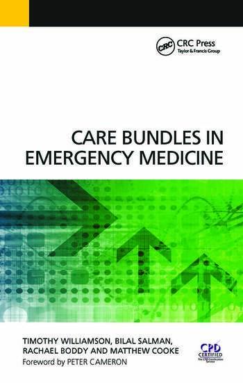Care Bundles in Emergency Medicine book cover