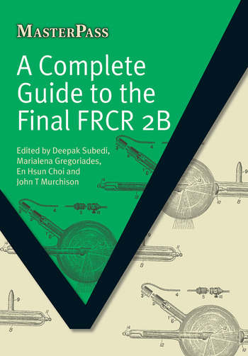 A Complete Guide to the Final FRCR 2B book cover