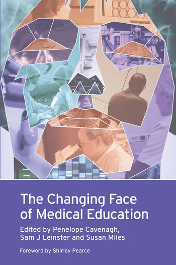 The Changing Face of Medical Education book cover
