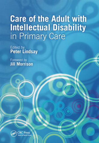 Care of the Adult with Intellectual Disability in Primary Care book cover