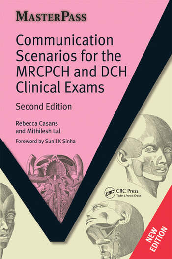 Communication Scenarios for the MRCPCH and DCH Clinical Exams book cover