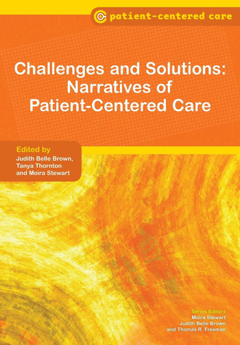 Challenges and Solutions Narratives of Patient-Centered Care book cover