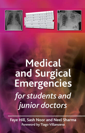 Medical and Surgical Emergencies for Students and Junior Doctors book cover